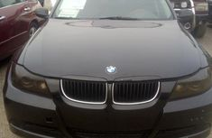 BMW 320i 2006 Black for sale