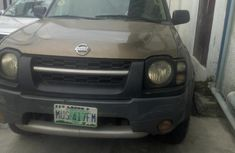 Nissan Xterra 2004 Automatic Gold for sale