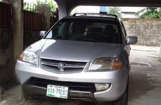 Acura MDX 2003 Silver for sale