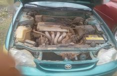 Toyota Corolla 2000 Green for sale