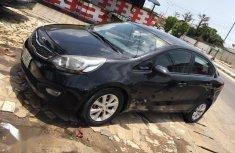 Kia Rio 2014 Black for sale