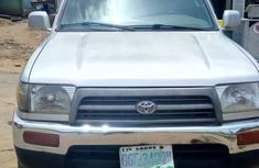 Toyota 4-Runner 2002 Silver for sale