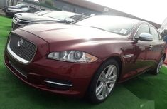 Jaguar XK 2013 Redfor sale
