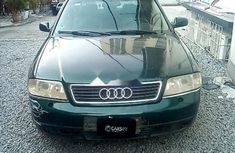 Audi A6 1998 Automatic Petrol ₦450,000 for sale