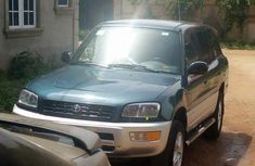 Toyota RAV4 1999 Green for sale