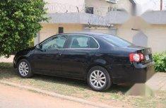 Volkswagen Jetta 2007 Black for sale