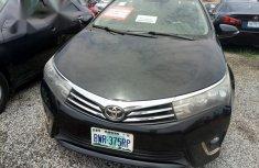 Toyota Corolla 2014 Blackfor sale