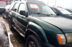 Nissan Xterra 2000 Green for sale