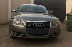 Audi A4 2006 2.0 T Quattro Tiptronic Gray for sale