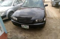 Toyota Corolla 2001 Liftback Black for sale
