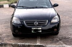 Nissan Altima Automatic 2003 Black for sale