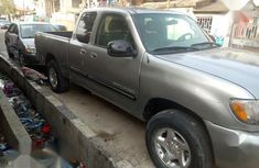 Toyota Tundra 2003 Automatic Gray for sale