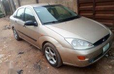 Ford Focus 2002 Gold for slae