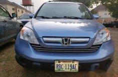 Honda CR-V 2008 Bluefor sale