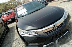 Honda Accord 2017 Blackfor sale
