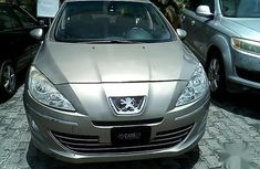 Peugeot 408 2011 Gold for sale