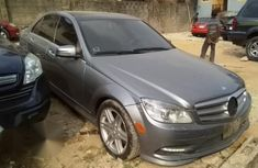 Mercedes-Benz C350 2010 Gray for sale
