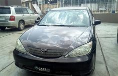 2004 Toyota Camry Automatic Petrol well maintained for sale