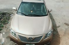 Toyota Camry 2010 Silverfor sale