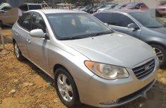 Hyundai Elantra 2010 Silver for sale
