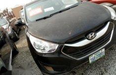 Clean Hyundai ix35 2012 Black for sale