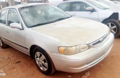 Toyota Corolla 2000 Silver for sale