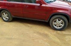 Honda CR-V 2.0 4WD 1999 Red for sale