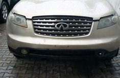 Infiniti FX 2006 35 AWD Gold for sale