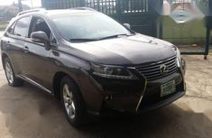 Lexus RX350 2010 Brown for sale
