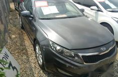 Kia Optima 2012 Gray  for sale