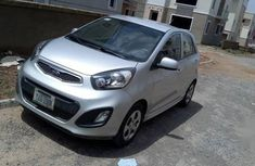 Kia Picanto 2014 Silver for sale