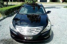 2012 Black Hyundai Sonata for sale in Lagos