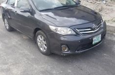Toyota Corolla 2012 Gray for sale