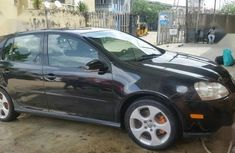 Volkswagen Golf 2008 2.0 GTi Automatic Black for sale