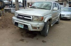 Toyota 4-Runner 2001 Silver for sale