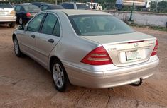 Mercedes-Benz C200 2004 Gray for sale