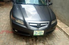 Acura TL Automatic 2006 Gray for sale