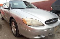 Ford Taurus 2002 Silver  for sale