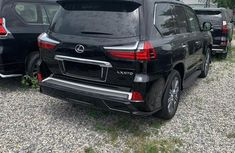 New Lexus LX 2017 Black for sale