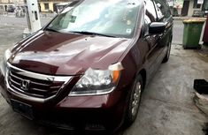 Almost brand new Honda Odyssey  for sale