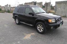 Nissan Pathfinder 2004 SE Black for sale