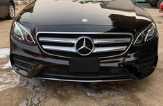 Mercedes-Benz E300 2017 Petrol Automatic Black for sale