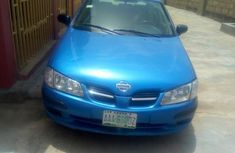 Nissan Almera 2000 1.8 Blue for sale