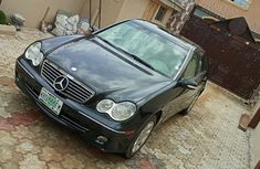 Mercedes-Benz C240 2006 Black for sale