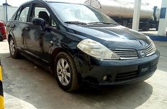 Almost brand new Nissan Tiida 2007 for sale