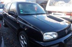 Volkswagen Golf 1996 Black for sale