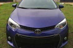 Toyota Corolla 2014 Bluefor sale