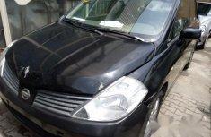 Nissan Tiida 2006 Black for sale
