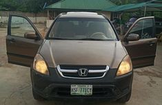 Honda CR-V 2003 EX 4WD Automatic Brown for sale