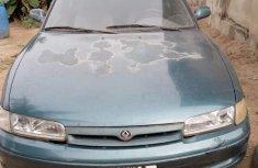 Good car Mazda 626 2002 Blue for sale